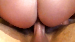 Teen abbe is drinking and is ready to fuck rough